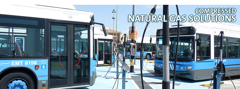 COMPRESSED NATURAL GAS SOLUTIONS