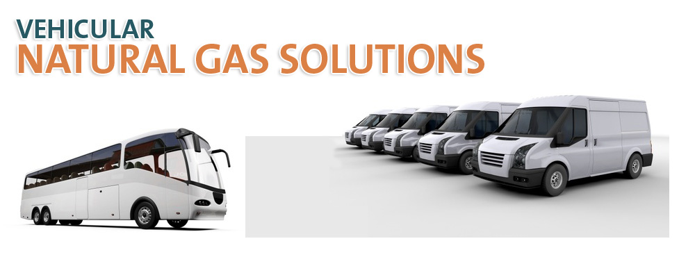 VEHICULAR NATURAL GAS SOLUTIONS
